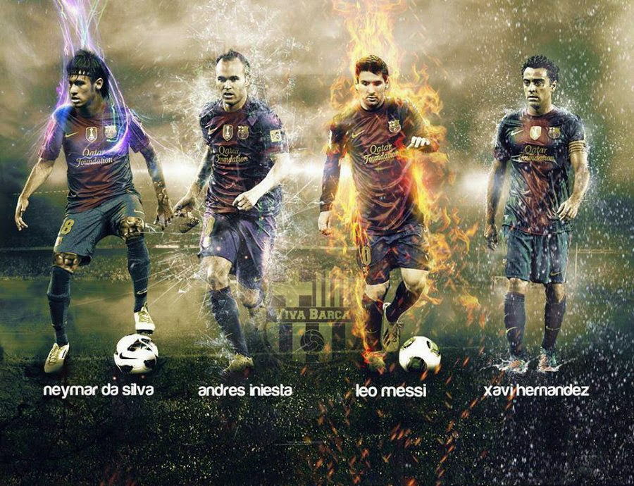 Neymar Da Silva Jr HD Wallpaper 1