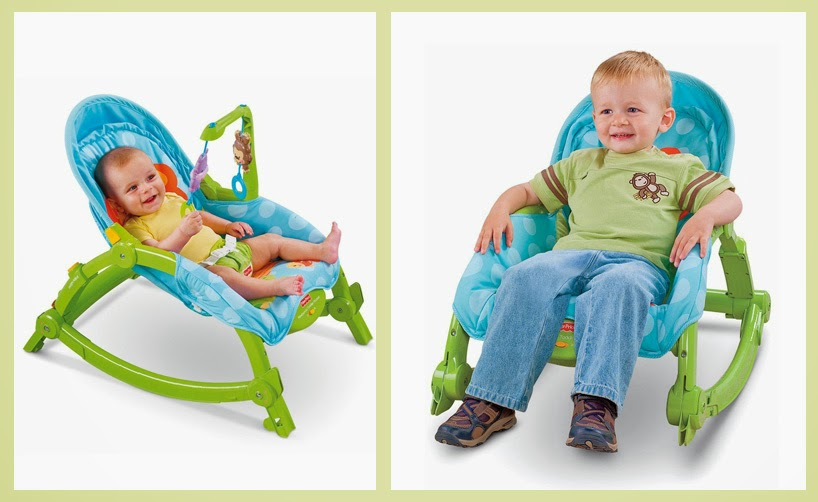 Fisher Price Rocker on Amazon.in