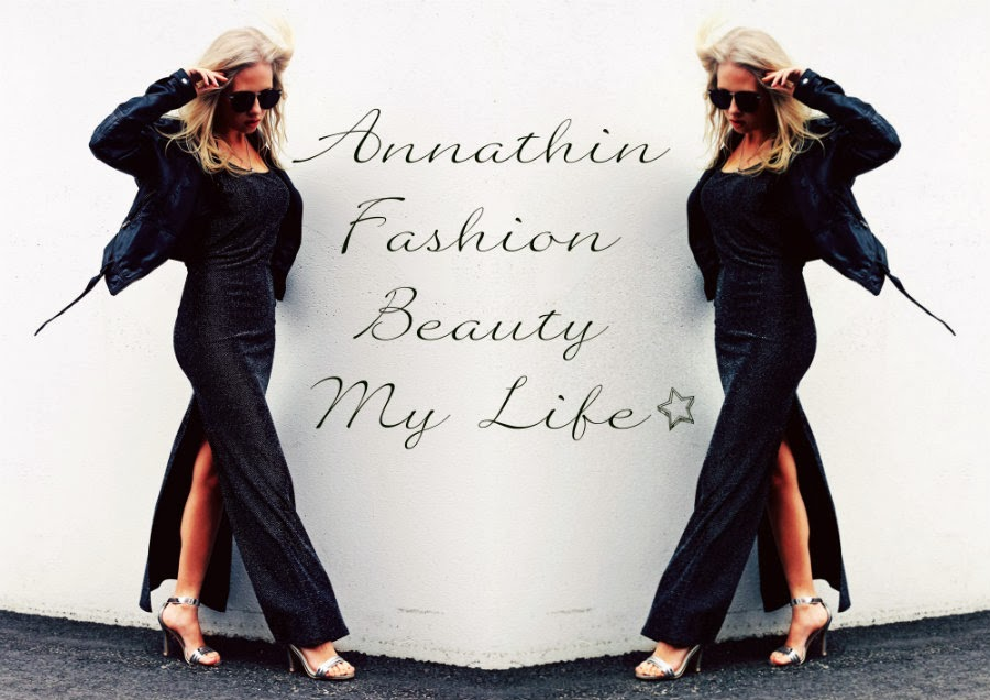 Annathin~ Fashion,beauty, my life