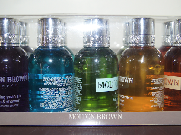 Molton Brown takes me around the world