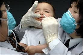 mengatasi hidung bayi tersumbat