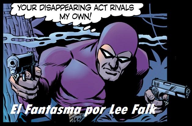 El Fantasma por Lee falk