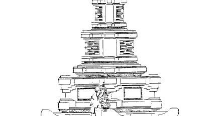 Struktur Bangunan Padmasana   Sejarah Hari Raya & Upacara ...