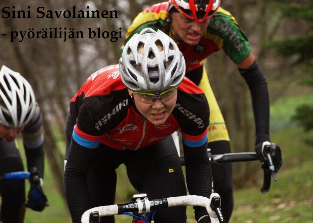 Sini Savolainen - pyöräilijän blogi