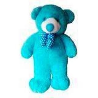 Boneka Teddy Bear Jumbo Biru