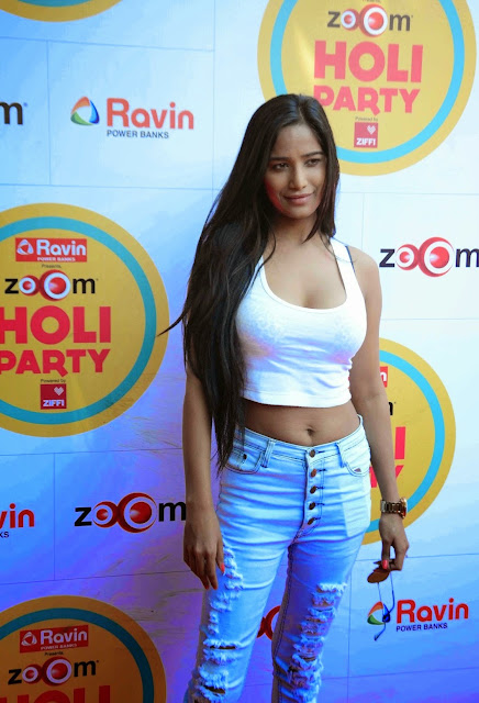 Poonam Pandey at  Holi Celetion Party 1.jpg