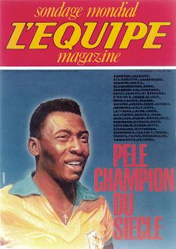 Pelé, champion du siècle