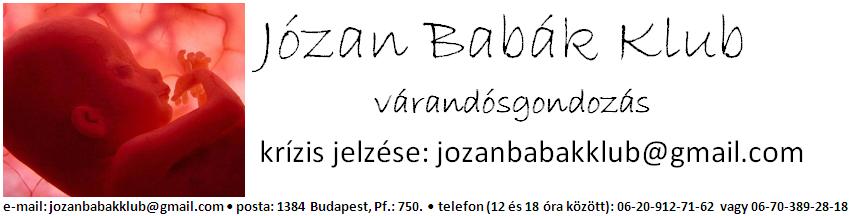Józan Babák Klub - ellátások