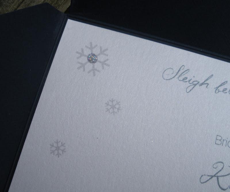 First up is a winter wonderland bridal shower for bride Katharine