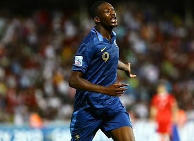 Yaya Sanogo Striker Arsenal Profile