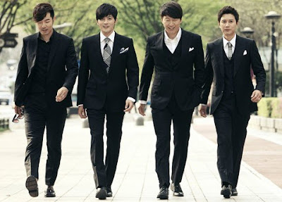 A Gentleman's Dignity Premieres November 19 on ABS-CBN Kapamilya Gold