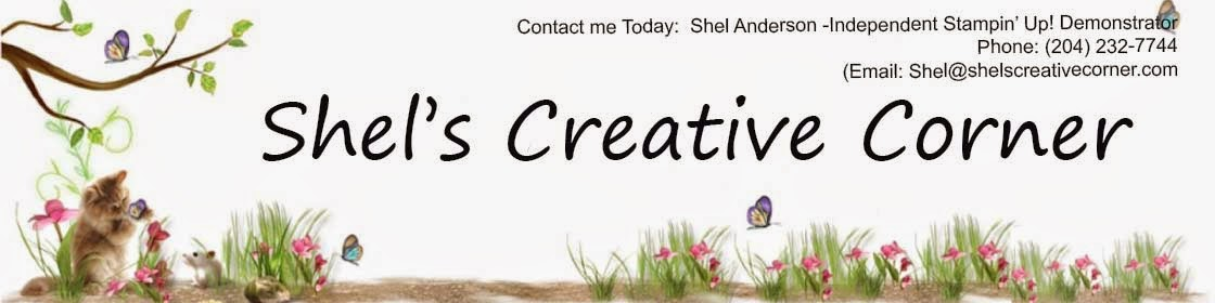 Shel's Creative Corner