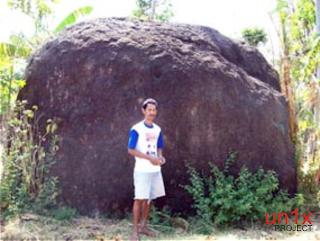 Batu Krobu Di Probolinggo, Banyak Pusaka Dan Harta Karun