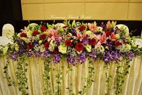 Dekorasi Bunga Segar