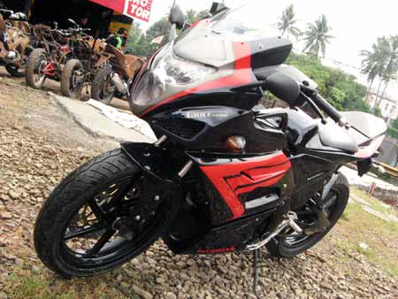 Picture of Modifikasi Motor Cs1