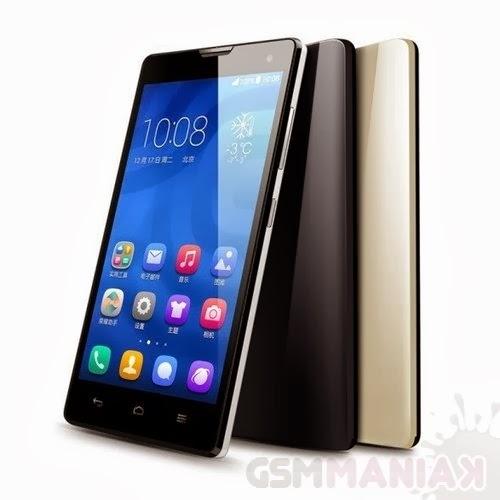 Harga Huawei Honor 3X