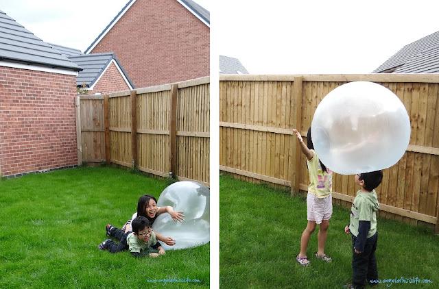 Wubble Bubble UK, Vivid Imaginations, Playable Bubble