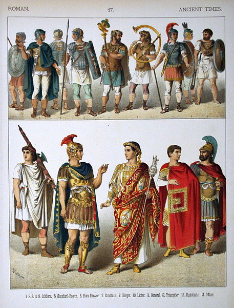Clothing In Ancient Rome | History And Other Thoughts