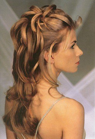formal hairstyles for long hair half up. prom hairstyles for long hair