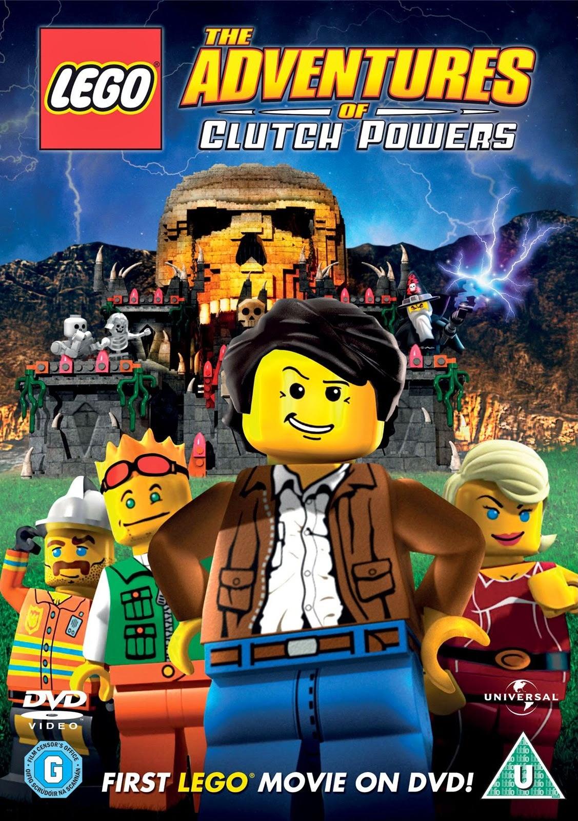 LEGO: THE ADVENTURES OF CLUTCH POWERS ยอดทีมฮีโร่อัจฉริยะ HD [1080p]