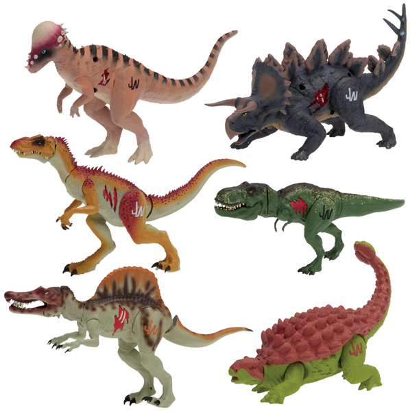 jurassic world toys action figures