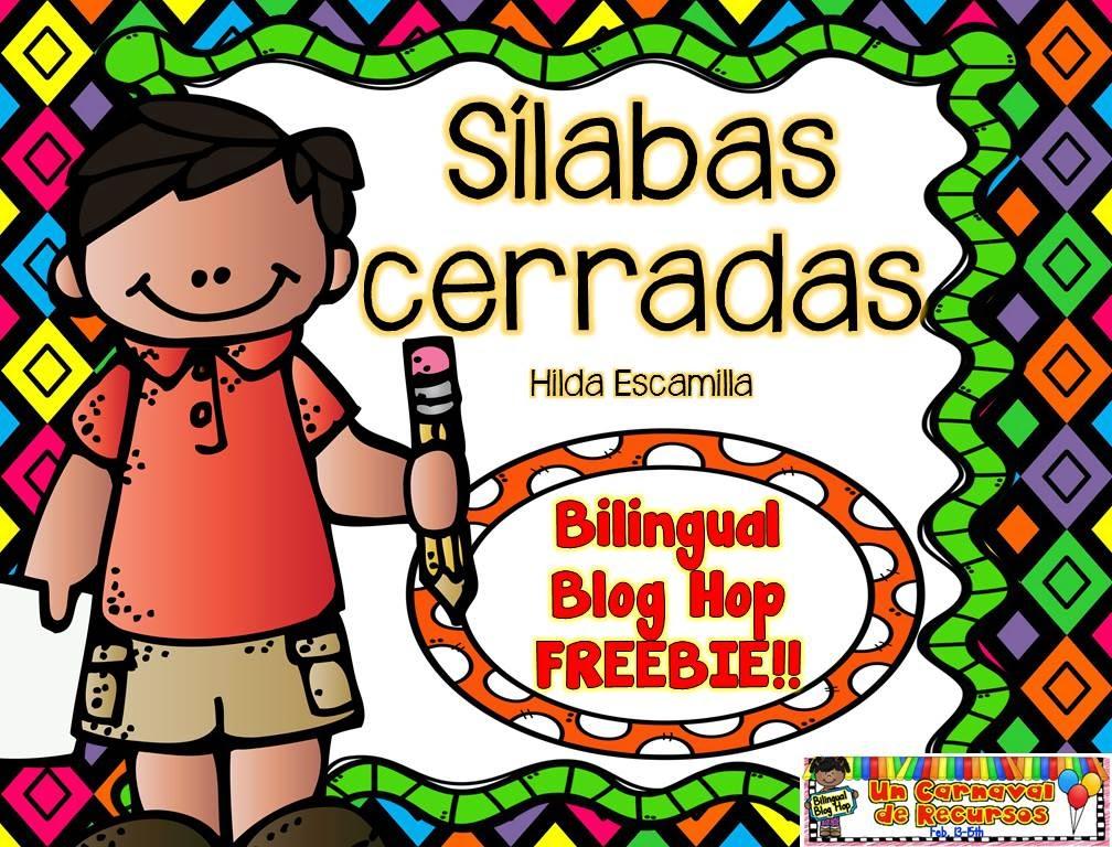https://www.teacherspayteachers.com/Product/Silabas-cerradas-Bilingual-Blog-Freebie-1705069