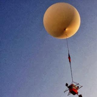 Jovens lançarão sonda na estratosfera!
