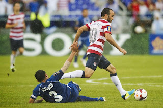 United States soccer team, El Salvador