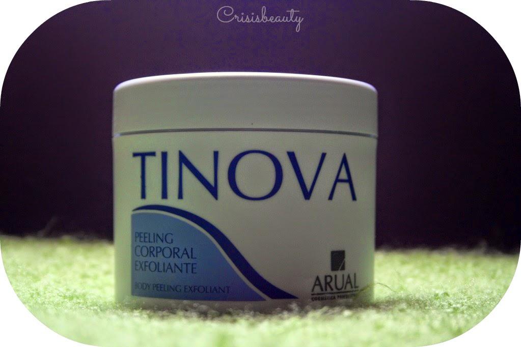 Peeling corporal exfoliante Tinova (Arual)