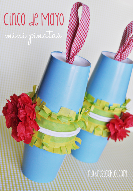 3 maneras de hacer mini pi atas para cumplea os - Pinatas para cumpleanos infantiles ...