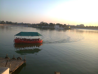 kankaria lake photo