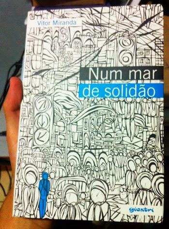 Livro Num Mar de Solidão, Vitor Miranda
