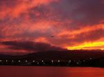 Puesta de sol en Gran Canaria