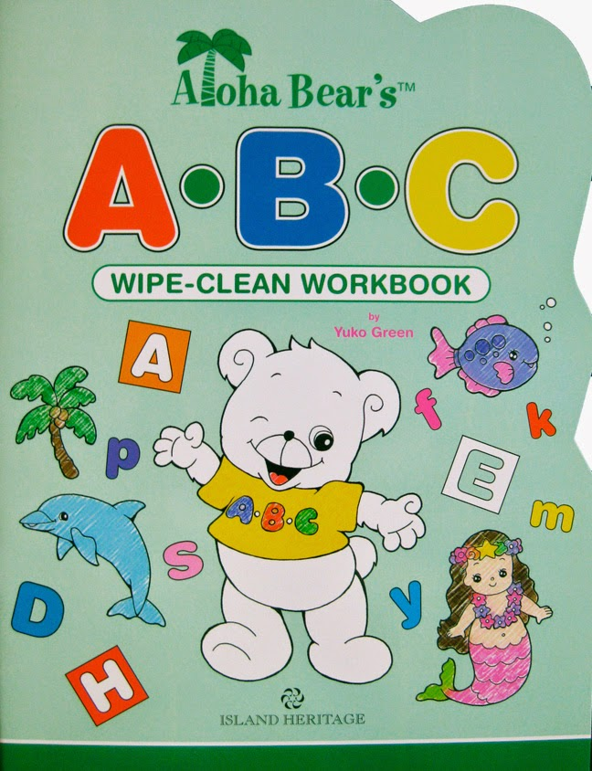 wipe clean workbook