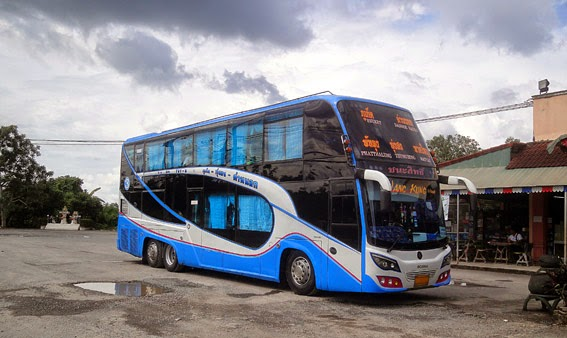 Bus from Phuket to Hat Yai