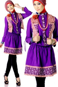 Tren Model Baju Muslim Terbaru 2013 - X-Fas | Tren Mode Fashion