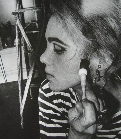 edie sedgwick my beauty blurbs