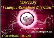 Giveaway Kenangan Bersama Ramadhan