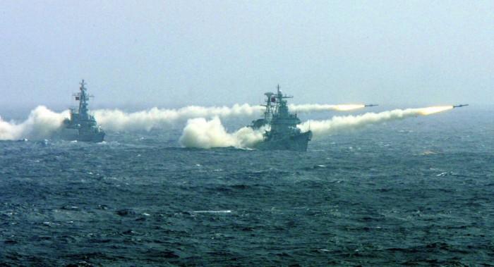 NATO Latihan Perang Bersama di Laut Mediterania