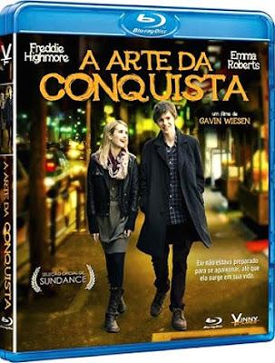 Filme Poster A Arte da Conquista BDRip XviD Dual Audio & RMVB Dublado