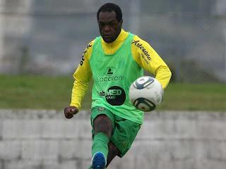 Golo Luiz Carlos do meio campo no Moreirense - Paços de Ferreira