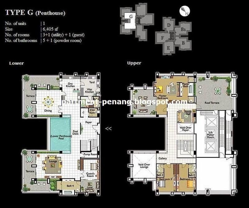 Platino Condominium Apartment Penang Com