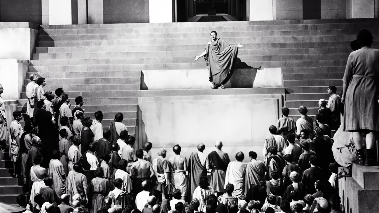 Image result for Julius Caesar (1953)
