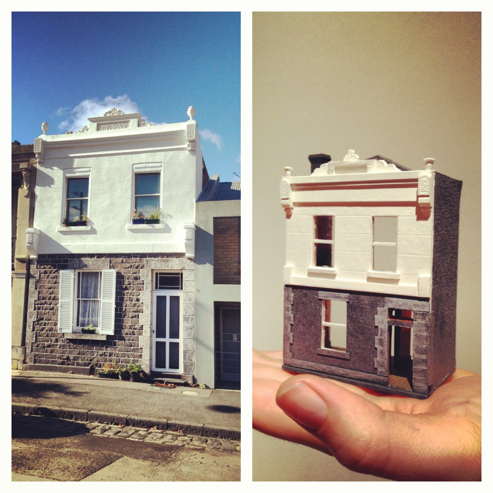 Architecture Of Tiny Distinction: North Melbourne In