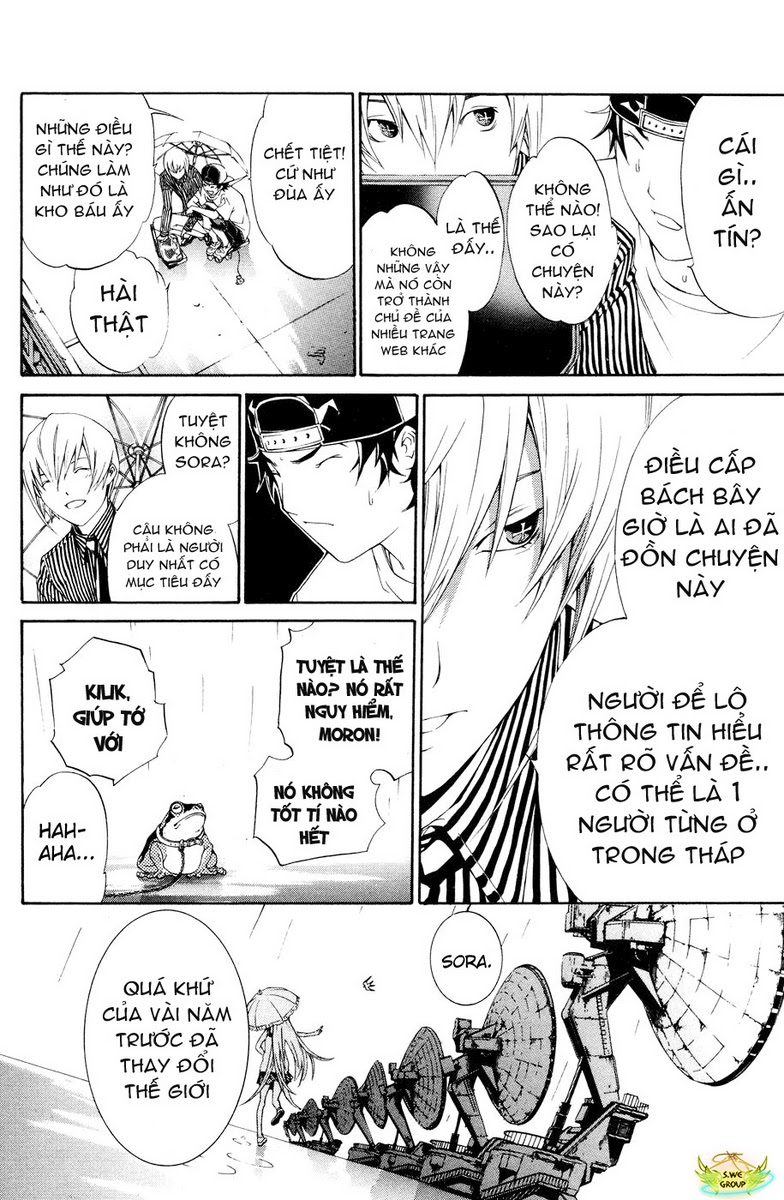 Air Gear Chap 153