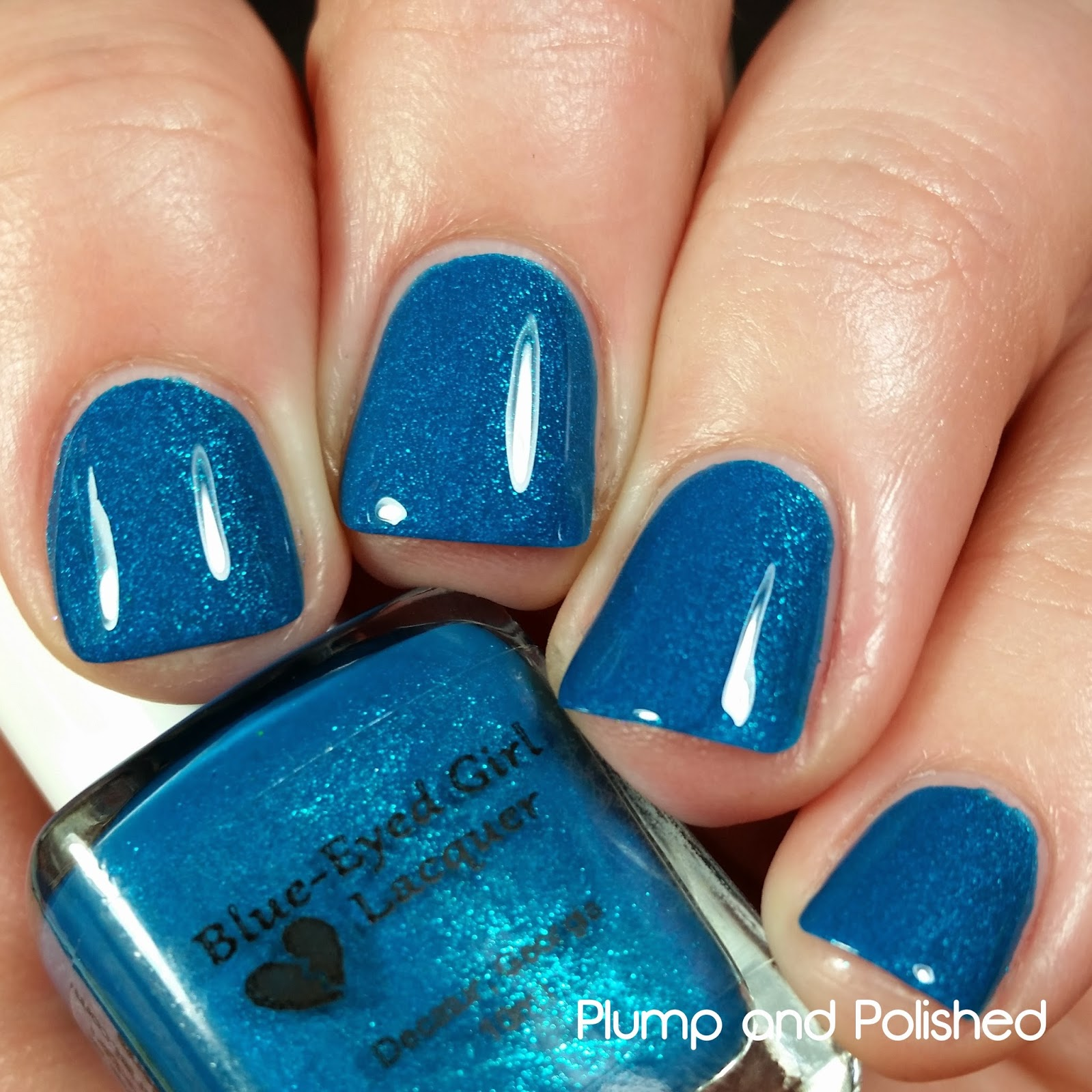 Blue-Eyed Girl Lacquer - Cold Inside Me
