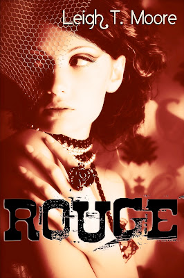 Cover Reveal: Rogue by Leigh T. Moore