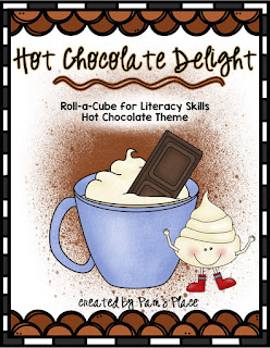 https://www.teacherspayteachers.com/Product/Hot-Chocolate-Delight-Roll-a-Cube-for-LiteracyLanguage-Skills-2166912