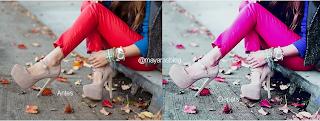 efeito em fotos glamour photofiltre studio pfs mayaras blog tutorial
