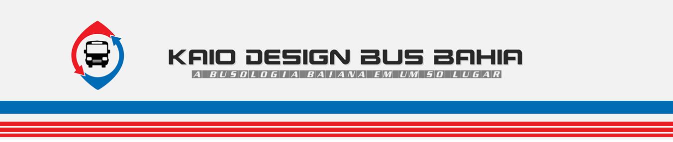 KAIO DESIGN BUS BAHIA